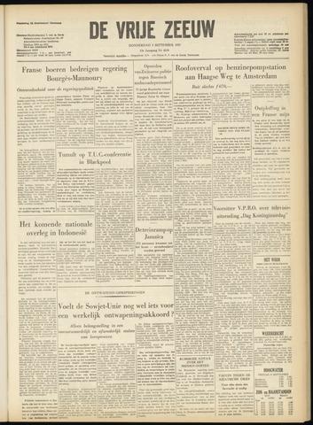 de Vrije Zeeuw 1957-09-05