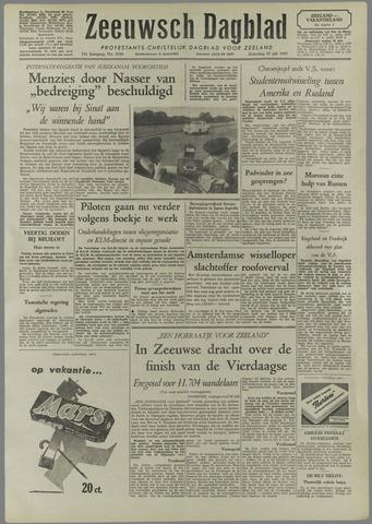 Zeeuwsch Dagblad 1957-07-27
