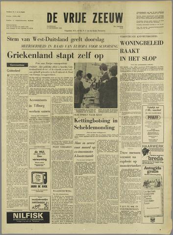 de Vrije Zeeuw 1969-12-13