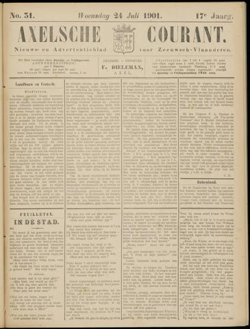 Axelsche Courant 1901-07-24