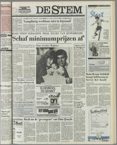 de Stem 1988-08-23