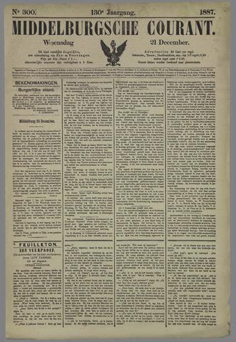 Middelburgsche Courant 1887-12-21