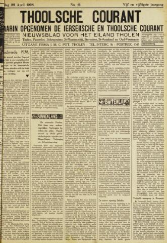 Ierseksche en Thoolsche Courant 1938-04-22