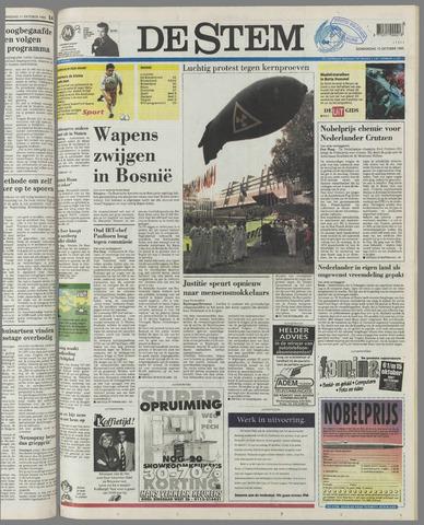 de Stem 1995-10-12