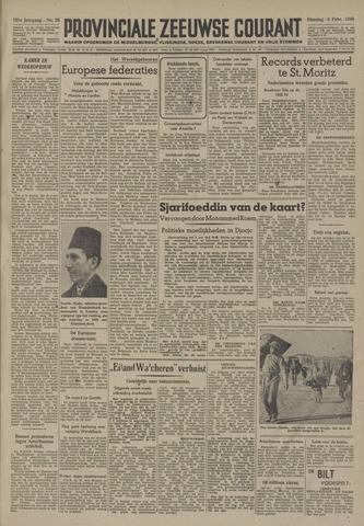 Provinciale Zeeuwse Courant 1948-02-03