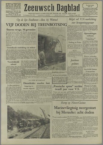 Zeeuwsch Dagblad 1957-08-13
