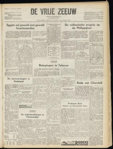 de Vrije Zeeuw 1951-12-07