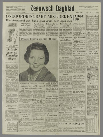 Zeeuwsch Dagblad 1959-01-30