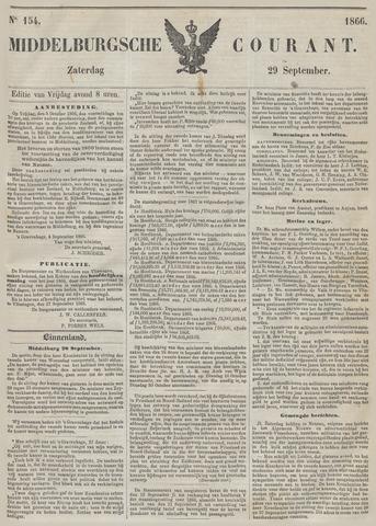 Middelburgsche Courant 1866-09-29
