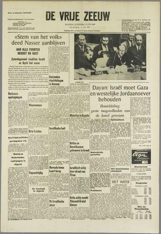 de Vrije Zeeuw 1967-06-12