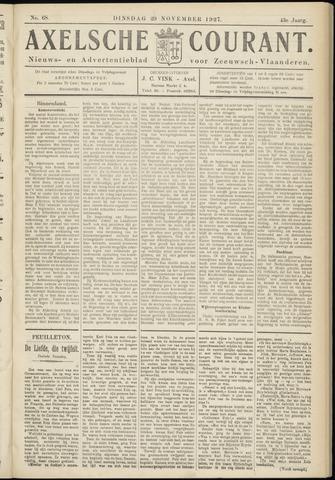 Axelsche Courant 1927-11-29
