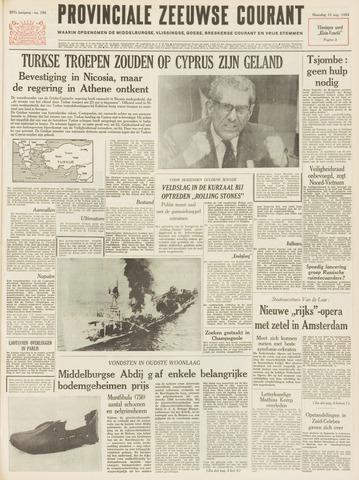 Provinciale Zeeuwse Courant 1964-08-10
