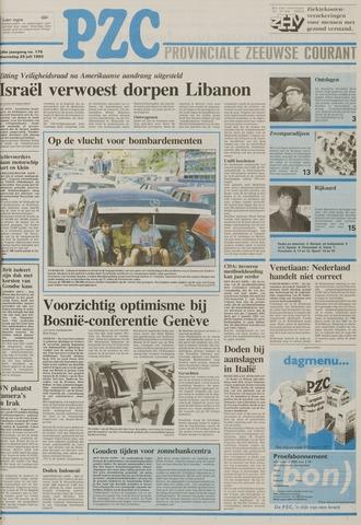 Provinciale Zeeuwse Courant 1993-07-28