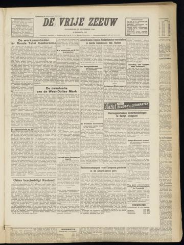 de Vrije Zeeuw 1949-09-29