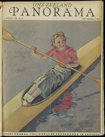 Ons Zeeland / Zeeuwsche editie 1935-08-01