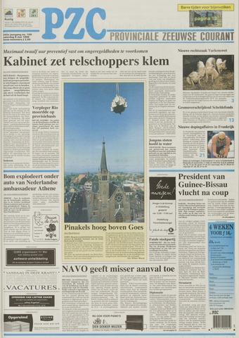 Provinciale Zeeuwse Courant 1999-05-08