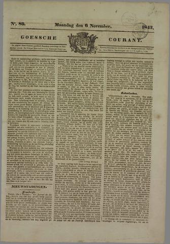 Goessche Courant 1843-11-06