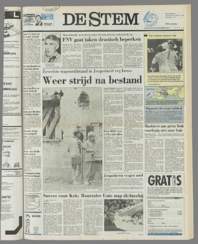 de Stem 1991-09-23