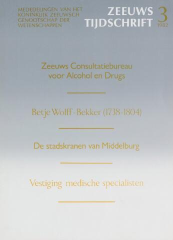 Zeeuws Tijdschrift 1982-05-01