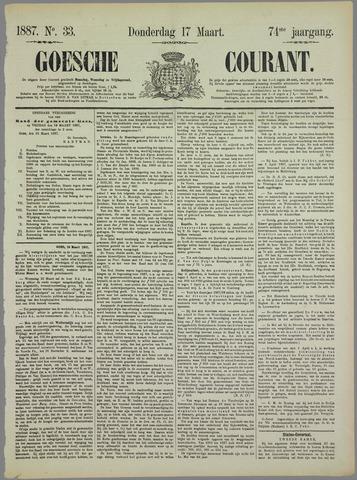 Goessche Courant 1887-03-17