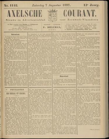 Axelsche Courant 1897-08-07