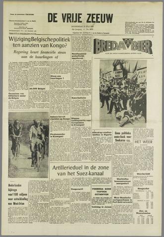 de Vrije Zeeuw 1967-07-13