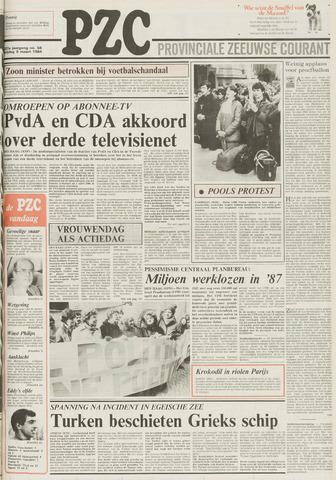 Provinciale Zeeuwse Courant 1984-03-09