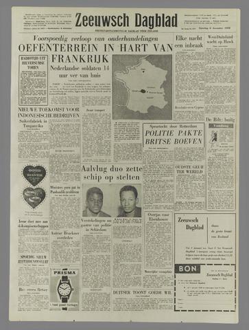 Zeeuwsch Dagblad 1958-12-06