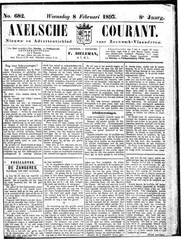 Axelsche Courant 1893-02-08