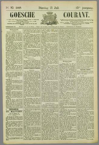 Goessche Courant 1908-07-21