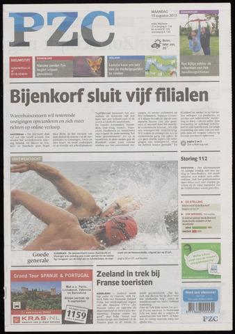 Provinciale Zeeuwse Courant 2013-08-19