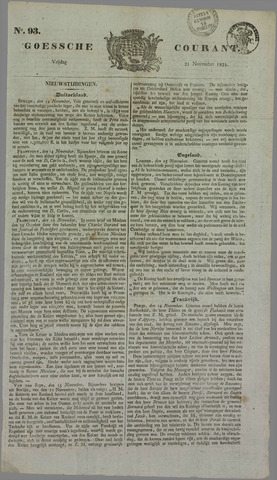 Goessche Courant 1834-11-21