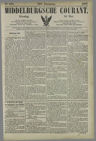 Middelburgsche Courant 1887-05-10