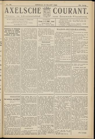 Axelsche Courant 1940-03-19