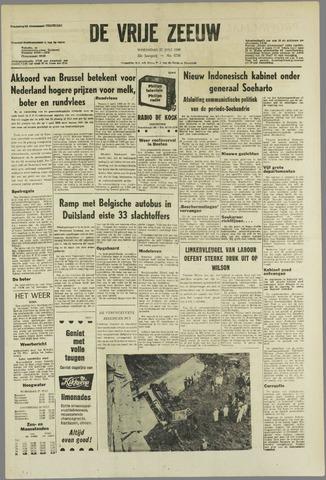 de Vrije Zeeuw 1966-07-27