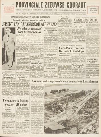 Provinciale Zeeuwse Courant 1965-08-09
