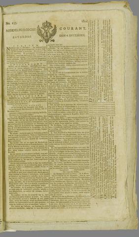 Middelburgsche Courant 1806-12-06