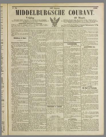 Middelburgsche Courant 1906-03-23