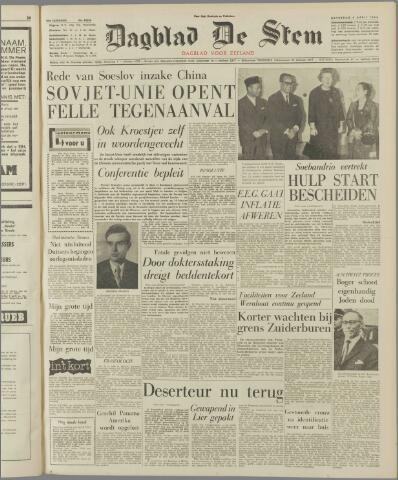 de Stem 1964-04-04