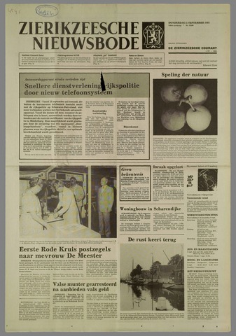 Zierikzeesche Nieuwsbode 1983-09-01