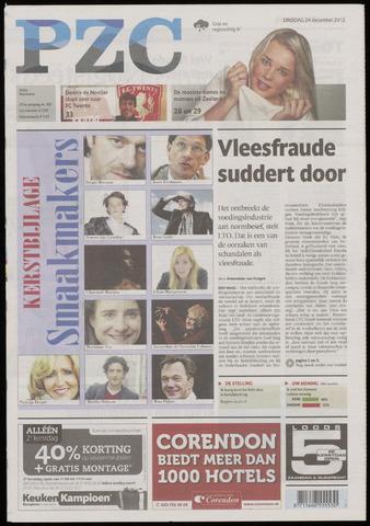 Provinciale Zeeuwse Courant 2013-12-24