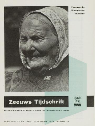 Zeeuws Tijdschrift 1956-06-01