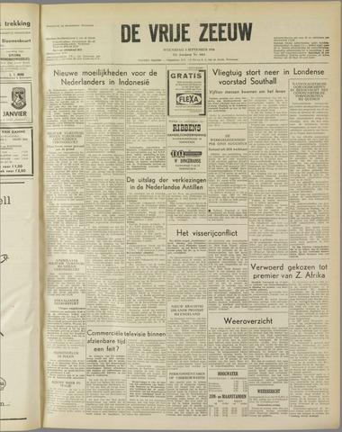 de Vrije Zeeuw 1958-09-03