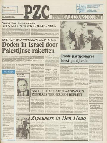 Provinciale Zeeuwse Courant 1981-07-16