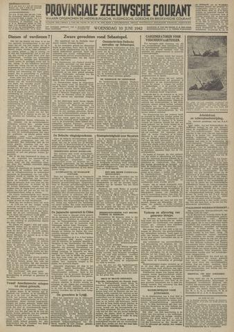 Provinciale Zeeuwse Courant 1942-06-10