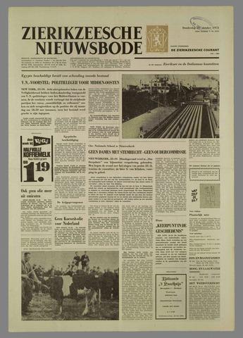 Zierikzeesche Nieuwsbode 1973-10-25