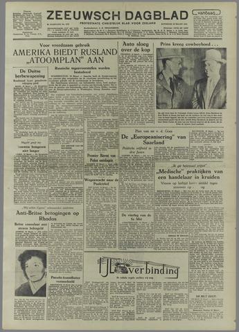 Zeeuwsch Dagblad 1954-03-20