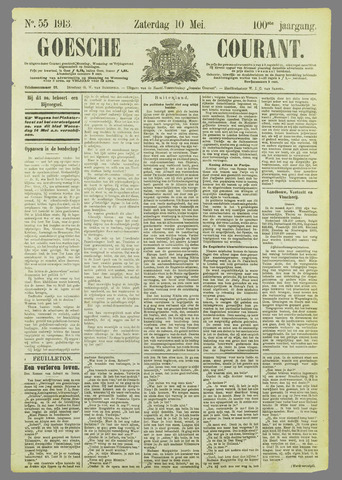 Goessche Courant 1913-05-10