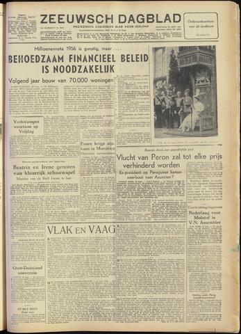 Zeeuwsch Dagblad 1955-09-21