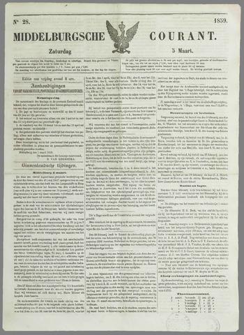 Middelburgsche Courant 1859-03-05